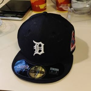 New Era X Eminem Monster Tour 2014 Detroit Tigers